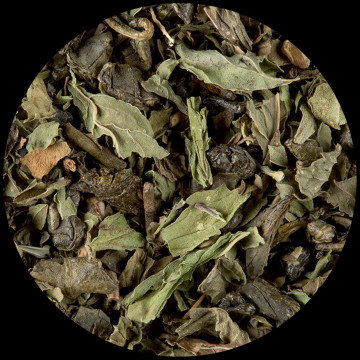 GREEN TEA - MENTHE TOUAREG